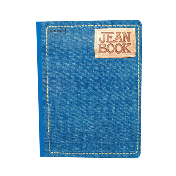 Jean Book Classic 200-page Notebook