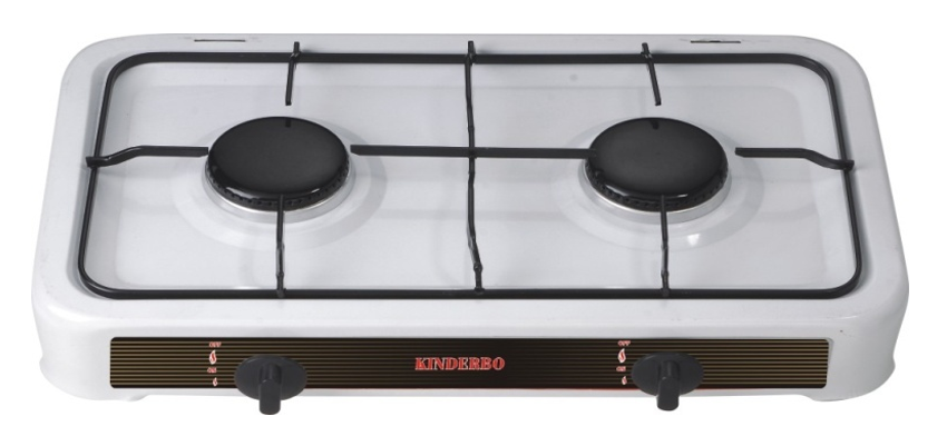 KONFORT 2 Burner Gas Stove