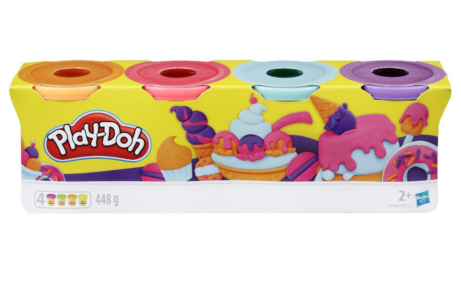 Play-Doh Classic Colors Variety Pack (4 colors)