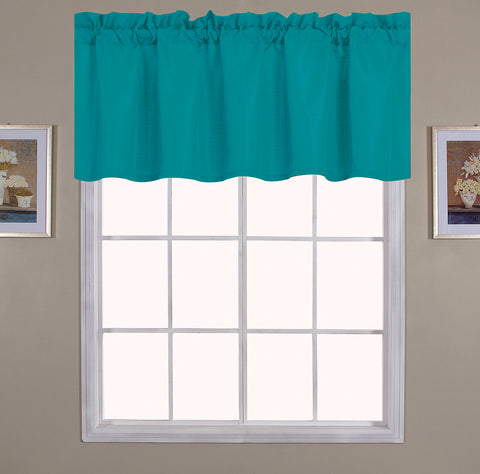 Gibson Straight Single Valance (variety of colors)
