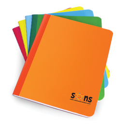 SONS Composition 200-Page Notebook