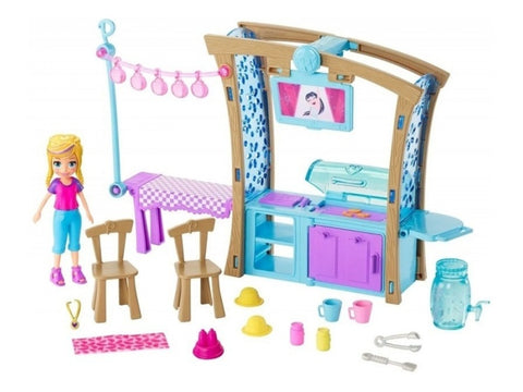 Polly Pocket B-day BBQ Set