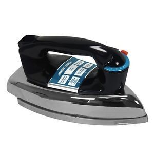 Black & Decker Classic Black Iron