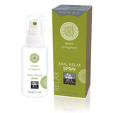 SHIATSU Anal Relax Spray - Unisex Spray - 50 ml