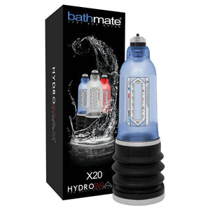 Hydromax  X20 - Blue Water-Assisted Penis Pump