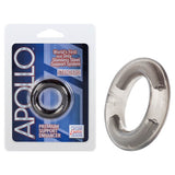 Apollo Premium Support Enhancer - Smoke Cock Ring - Standard Size