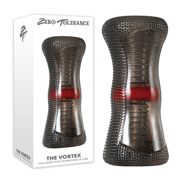 Zero Tolerance The Vortex - Smoke 15.2 cm Stroker