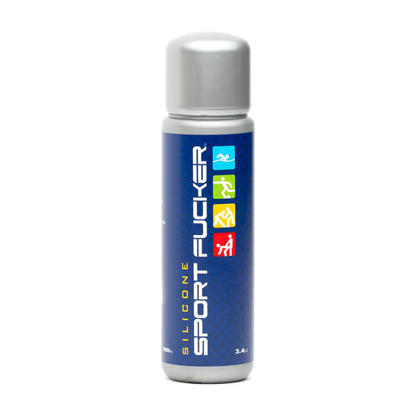 Sport Fucker Silicone Lube - 100 ml