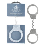 Ouch Beginner's Handcuffs - Metal Restraints