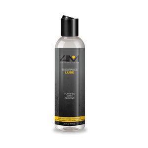 4M Endurance Lube - Water-Based Lubricant with Ginseng - 185 ml