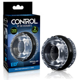 Sir Richards Pro Performance C-Ring - Clear/Black Cock Ring
