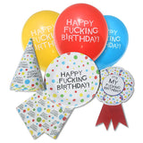 X-Rated Birthday Party Pack - Novelty Party Set