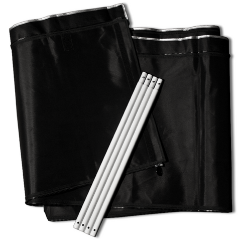 Gorilla Grow Tent 2' Extension Kit - Closet Grows
