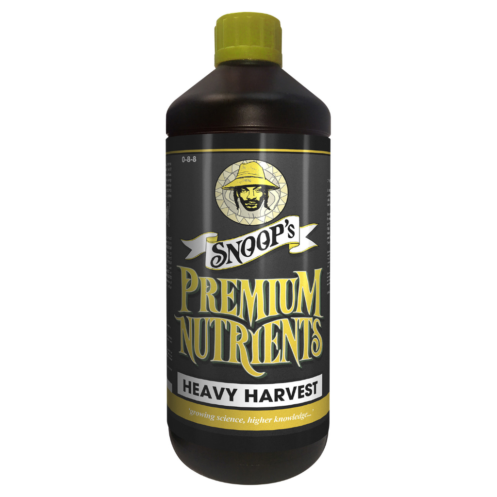 Snoop's Premium Nutrients Heavy Harvest 0 - 8 - 8