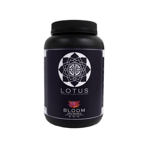 Lotus Nutrients Bloom Pro Series - Closet Grows