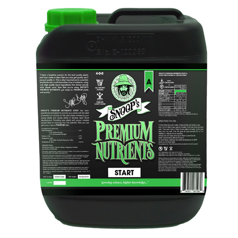 Image of Snoop's Premium Nutrients Start A 4 - 0 - 0