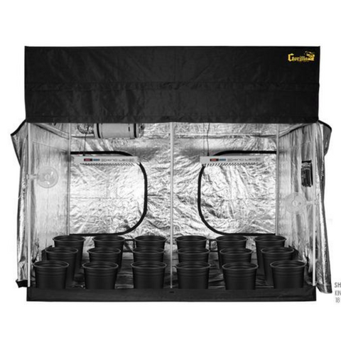 SuperRoom Smart 5′ x 9′ Grow Tent System - Closet Grows