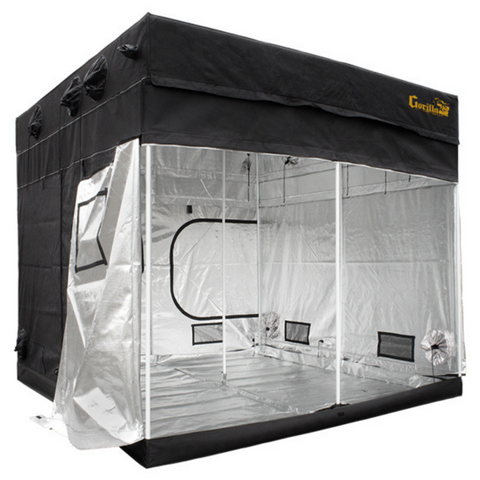Image of SuperRoom Smart 9′ x 9′ Grow Room - Closet Grows