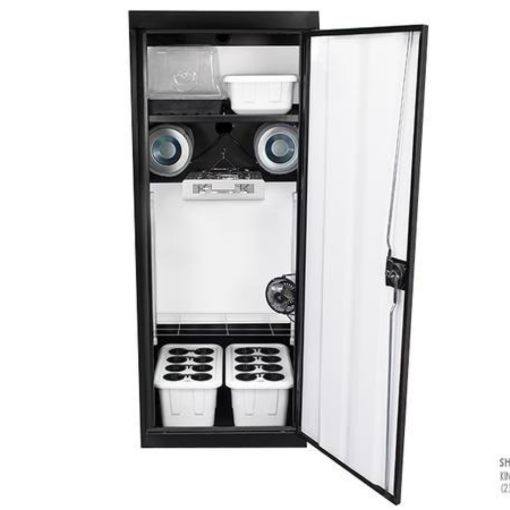 SuperStar Smart Grow Cabinet - Closet Grows