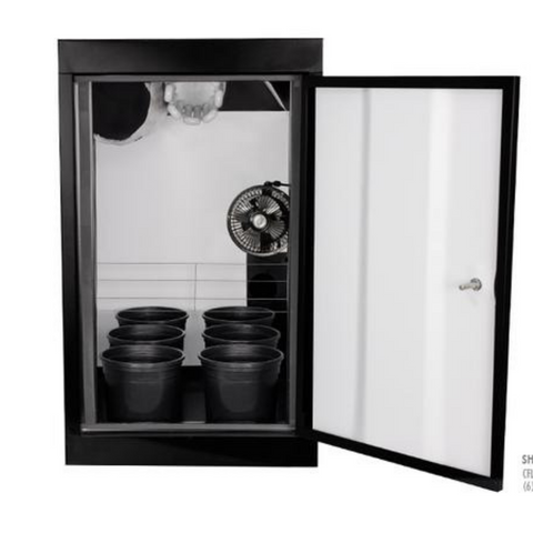 Image of Superbox CFL Smart Grow Cabinet - Closet Grows