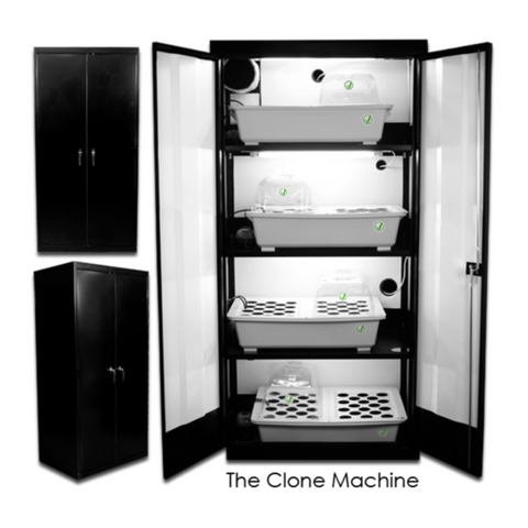 Image of The Clone Machine Grow Cabinet - Closet Grows