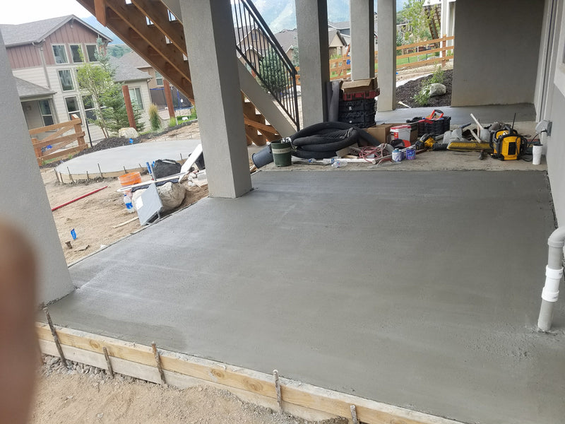 Another Great Concrete Pour