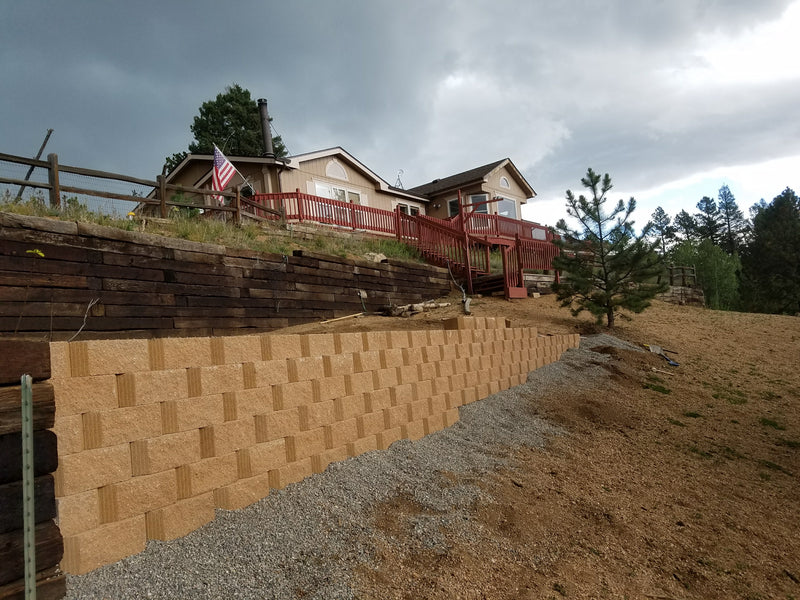 Retaining Wall Goodness