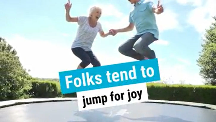 Jumpin' for Joy!