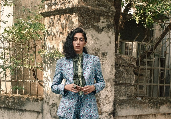 Divya Saini, stylist and founder of Bodements featured in Vogue Magazine - 27th February, 2019