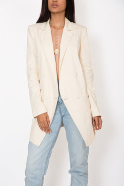 Buy Vintage Designer Kenzo white Long Jacket for Woman on Bodements