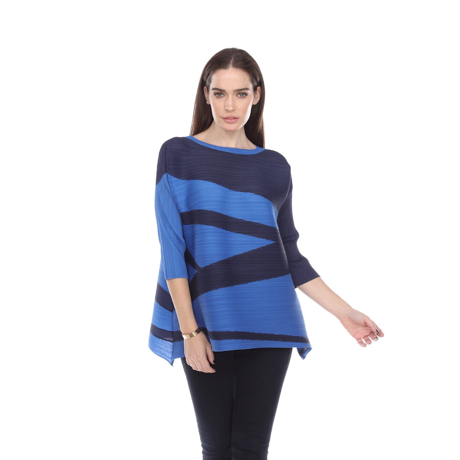 3/4 Sleeve Bounce Top - T1007