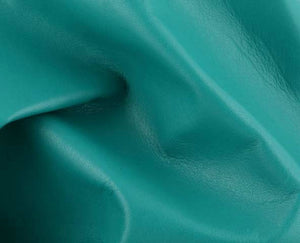 turquoise caprice nappa lambskin leather
