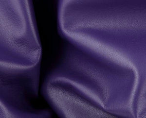 purple caprice nappa lambskin leather