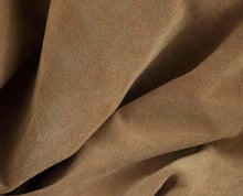 Load image into Gallery viewer, taupe calf suede