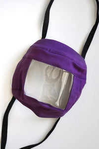 Non-Medical Cotton Mask (Deaf and Hard of Hearing)