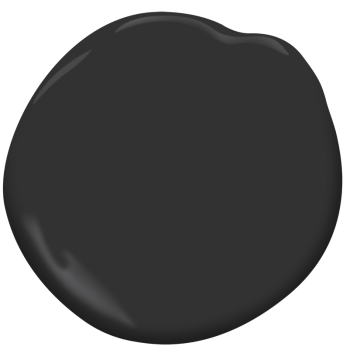 Shop Benjamin Moore's 2132-10 Black paint color online at Regal Paint Centers in MD & VA.