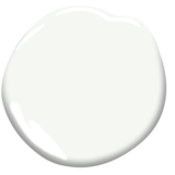 OC-65 Chantilly Lace by Benjamin Moore available at Regal Paint Centers
