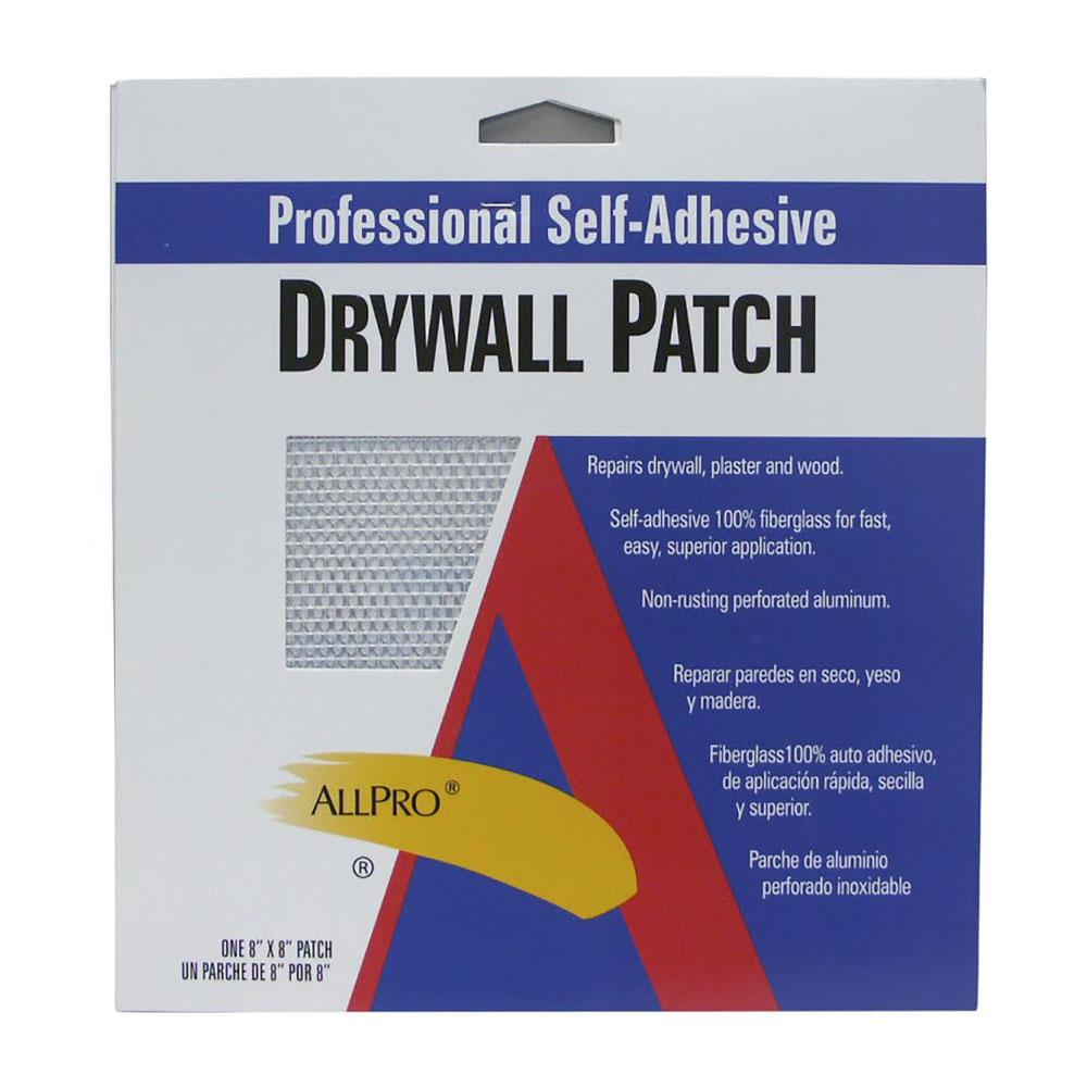 Allpro 8x8 drywall patch, available at Regal Paint Centers in MD.