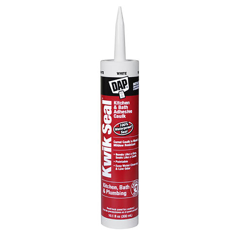Kwik Seal Kitchen & Bath Caulk