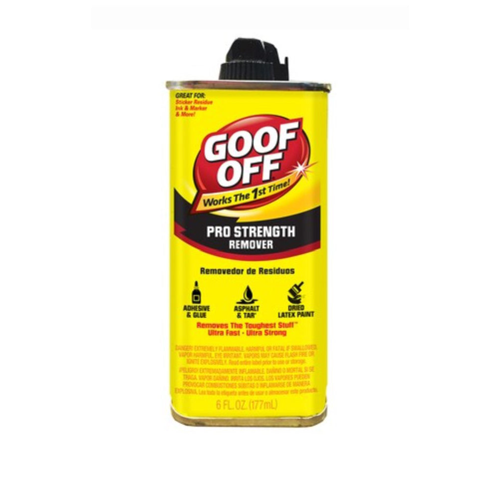 Goof Off Cleaner and Remover