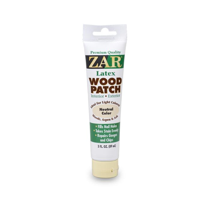 ZAR® Neutral Wood Patch 3 oz Tube, available at Regal Paint Centers in MD.