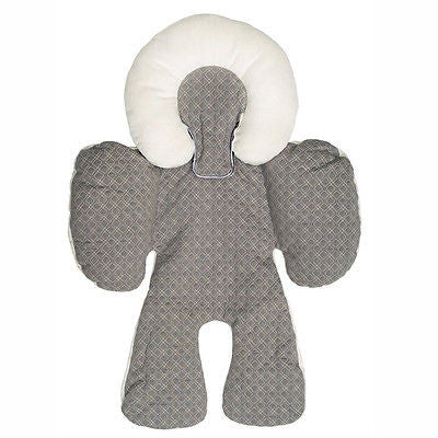 Newborn Baby Head Body Support Infant Pram Stroller Car Seat Pillow Two Sided
