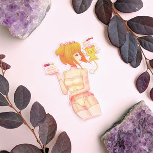 Sakura Sticker