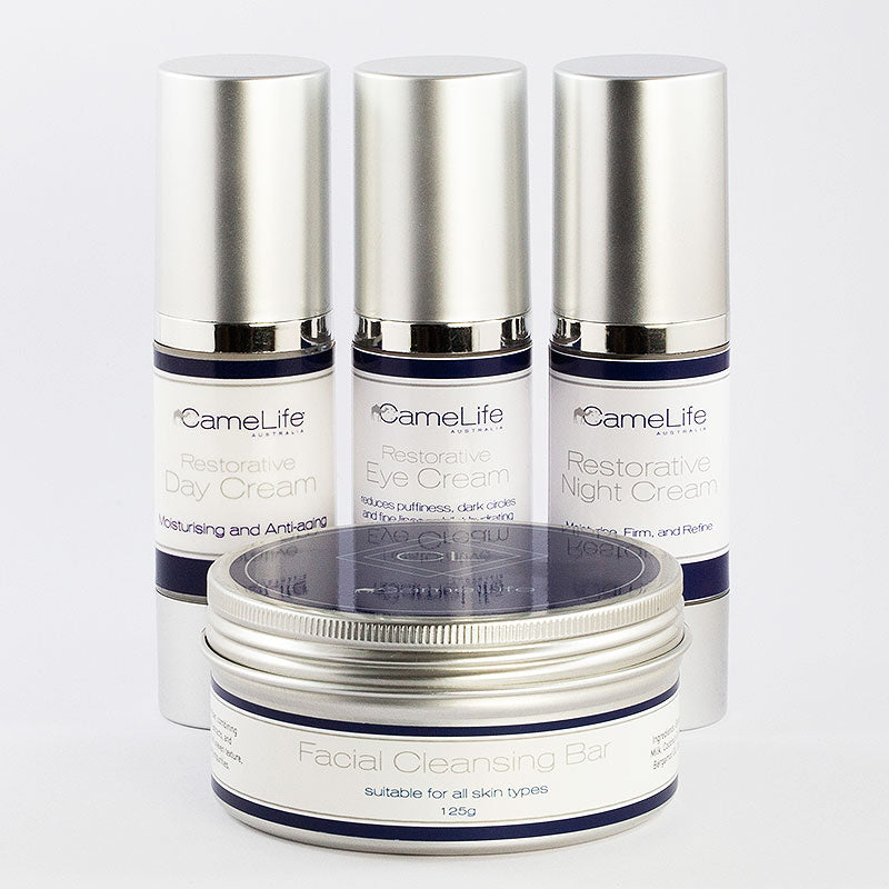 CameLife Facial Radiance Pack}