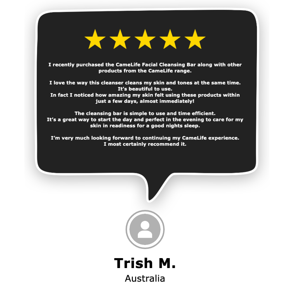 Customer Review of The Happy Camel Balm