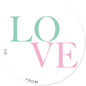 LOVE MINT - SET OF 6