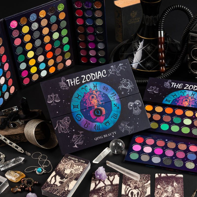 The Zodiac Palette