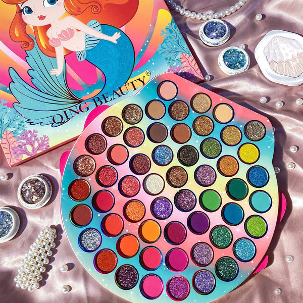 Mermaid Palette
