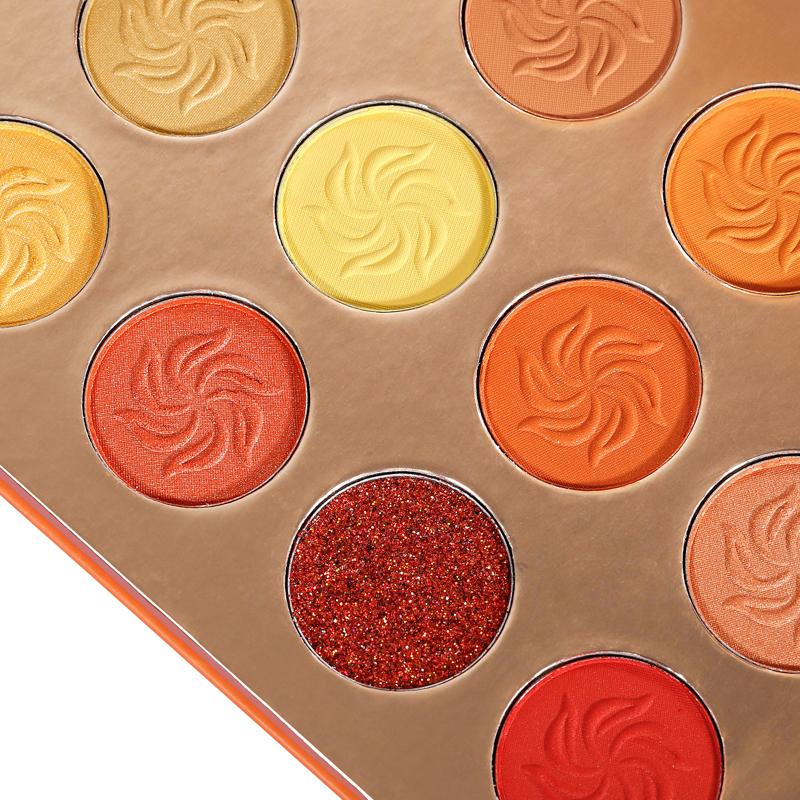 Eye-Catching Chili Palette