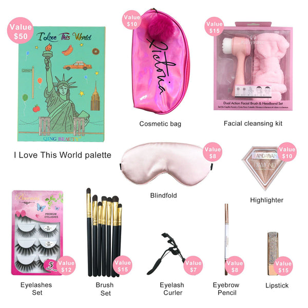 "The ""WOW"" Beauty Box"